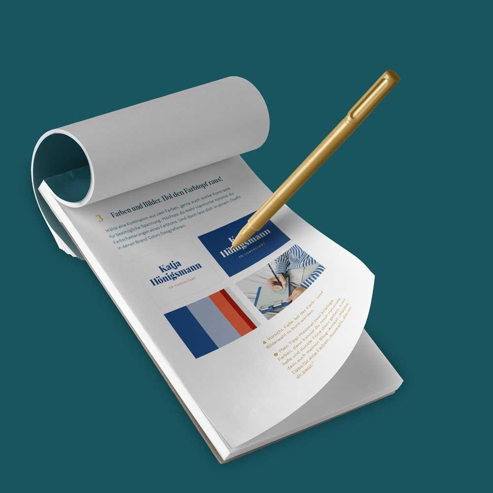 Branding Checkliste